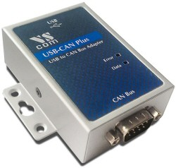 VSCOM - CAN Bus Adapters - USB to Isolated CAN