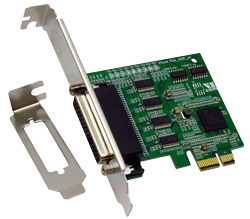 VSCOM - PCI & ISA to Serial - PCI Express Boards