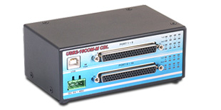 Vscom USB-16COM-M CBL, an USB to 16 x RS232 serial port converter DB62 connector, including octopuscable DB62 to 8 x DB9