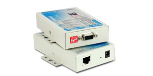 VScom NetCom 113, a Serial Device Server for Ethernet/TCP to RS232/422/485